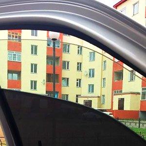 Установка двойного стекла на авто