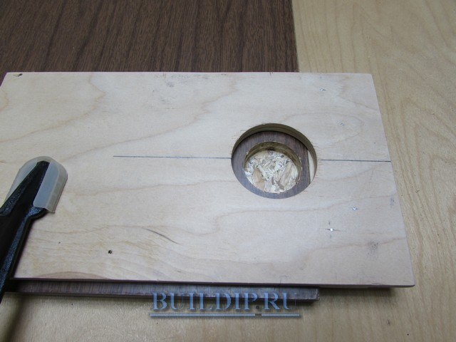 Фрезер для установки дверей и врезки замков