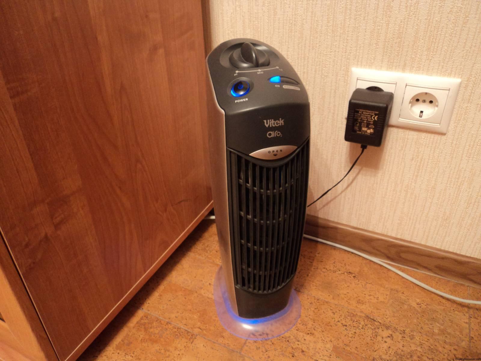 Ионизатор воздуха своими руками в домашних условиях